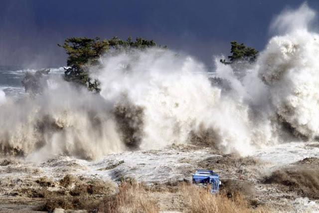 Peringatan Dini BMKG, Daerah Ini Berpotensi Diterjang Gelombang Air Laut Setinggi 2,5 Meter