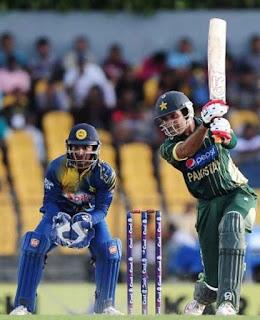 Sri Lanka vs Pakistan 1st ODI 2014 Highlights
