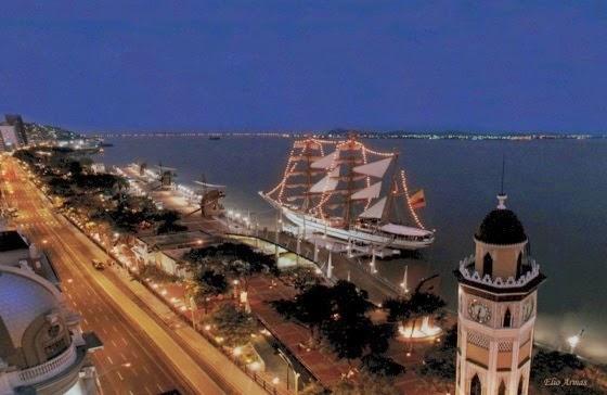 Cooperativa de Transportes Panamericana en Guayaquil