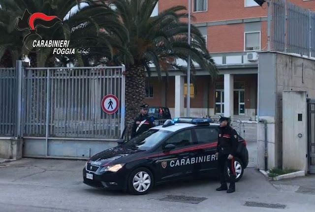 Torremaggiore: carabinieri aggrediti per aver chiesto il distanziamento sociale in un ristorante