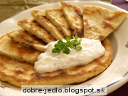 Kefírové placky - recept