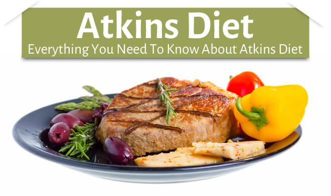 Cara Melakukan Diet Atkins