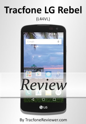 LG rebel review