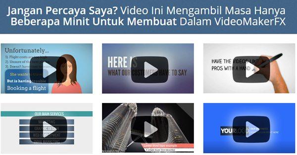 3 KELEBIHAN VIDEO MAKER FX