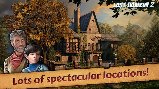 Lost Horizon 2 Apk+Data Free on Android Game Download