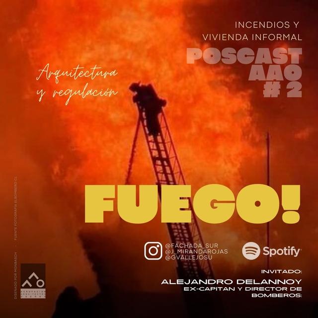 Fuego! ▶️Arquitectura Podcast