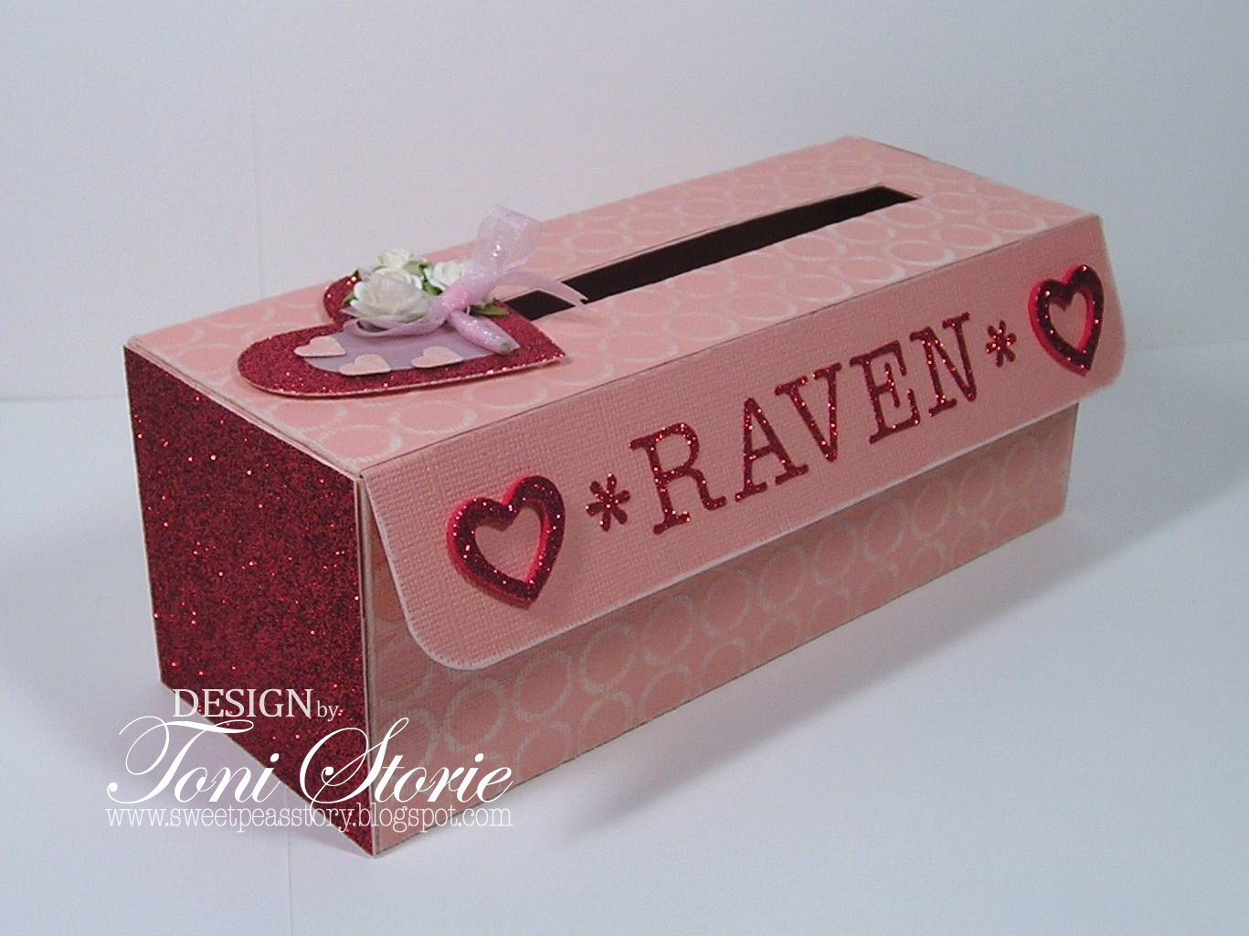 Scor Pal Valentine Collection Box By Toni Storie