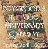 Enter My 11th Blog Anniversary Giveaway...