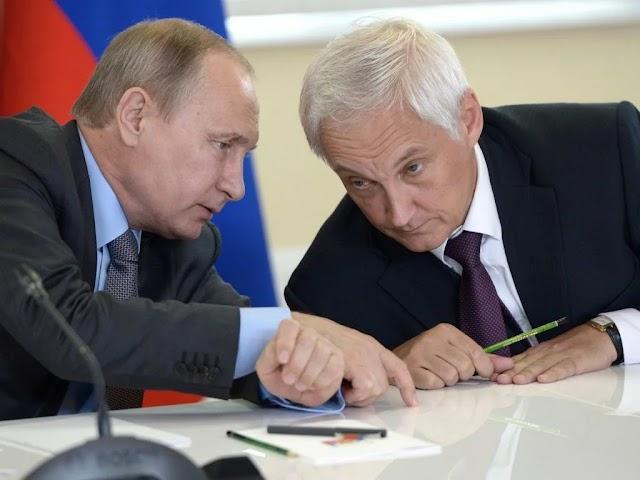 Путин поддержал проект Белоусова. Русские реки обретут новую жизнь