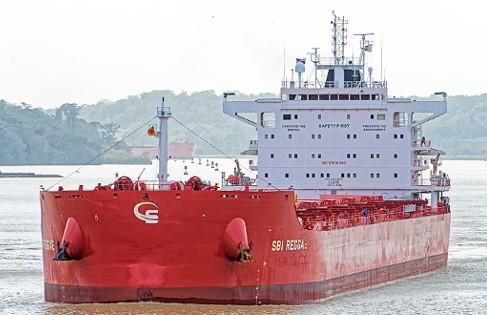 سفن البضائع الصب