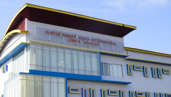 Bandar Udara Internasional Juwata, Tarakan, Kalimantan Utara