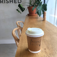 Naturally Nourished Cafe drink
