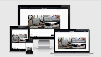 FlexNews - Responsive Magazine Blogger Template