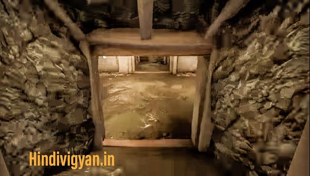 Underground Map Karakin