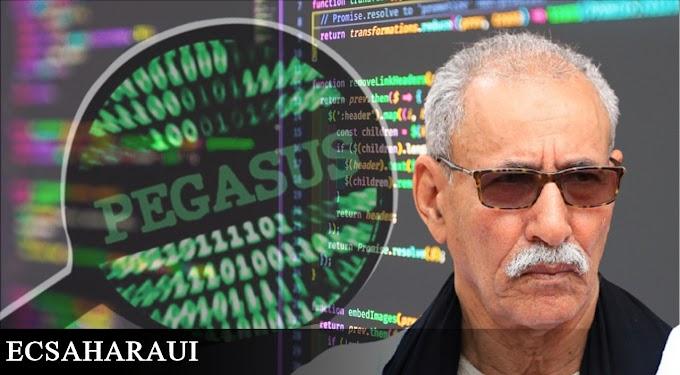 La hospitalización del Presidente saharaui en España se filtró a través de un teléfono argelino infectado con el software espía Pegasus.