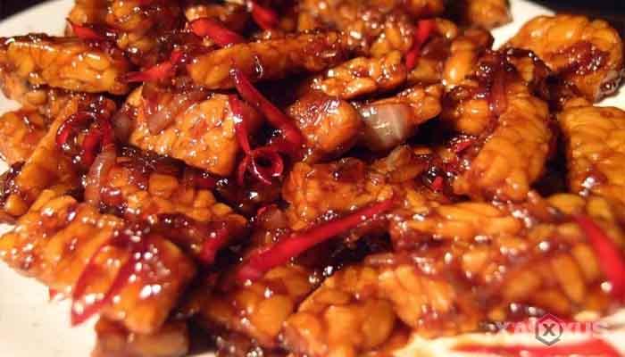 Resep cara membuat sambal goreng tempe