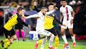 تشكيلة المتوقعة باريس سان جيرمان وبوروسيا دورتموند في دوري أبطال أوروبا