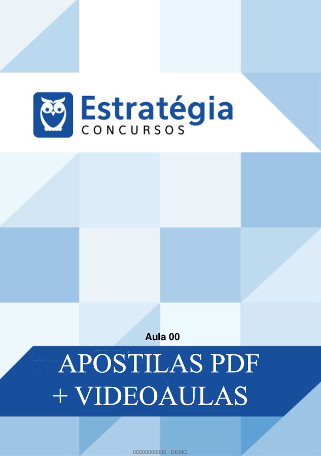 Apostilas PDF p/ Concurso BB 2021 (Banco do Brasil ) Escriturário