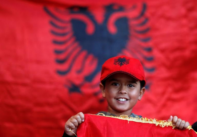 """Η προπαγάνδα της """"Μεγάλης Αλβανίας"""" διδάσκεται στα αλβανικά σχολεία!"""
