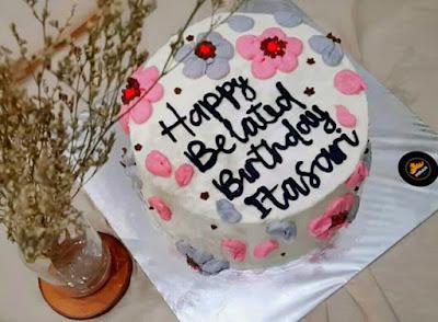 ide tulisan kue ulang tahun untuk pacar