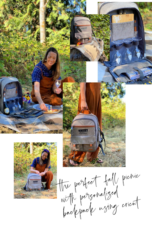 fall picnic with cricut