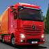 تحميل لعبة truck simulator ultimate مهكرة