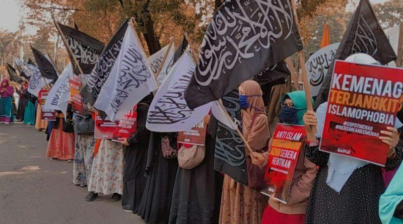 Penghapusan Materi Khilafah dan Jihad Bukti Nyata Islamophobia Akut