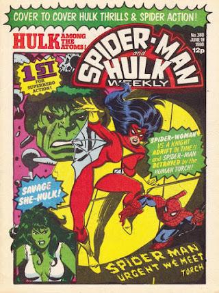 Spider-Man and Hulk Weekly #380