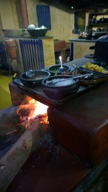 Jantar na Fazendinha da Canastra-MG