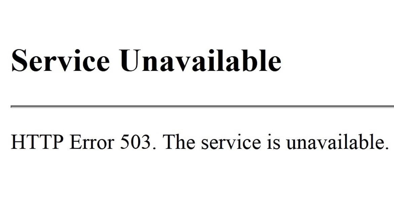 Masiva caída de medios, redes y sitios de gobierno tras una falla en un servidor de internet