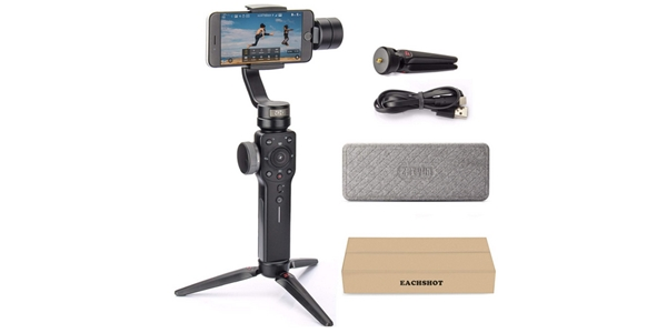 kamera pro sangat diharapkan untuk merekam video keceh 10 Gimbal HP Terbaik 1 Jutaan Fitur Lengkap