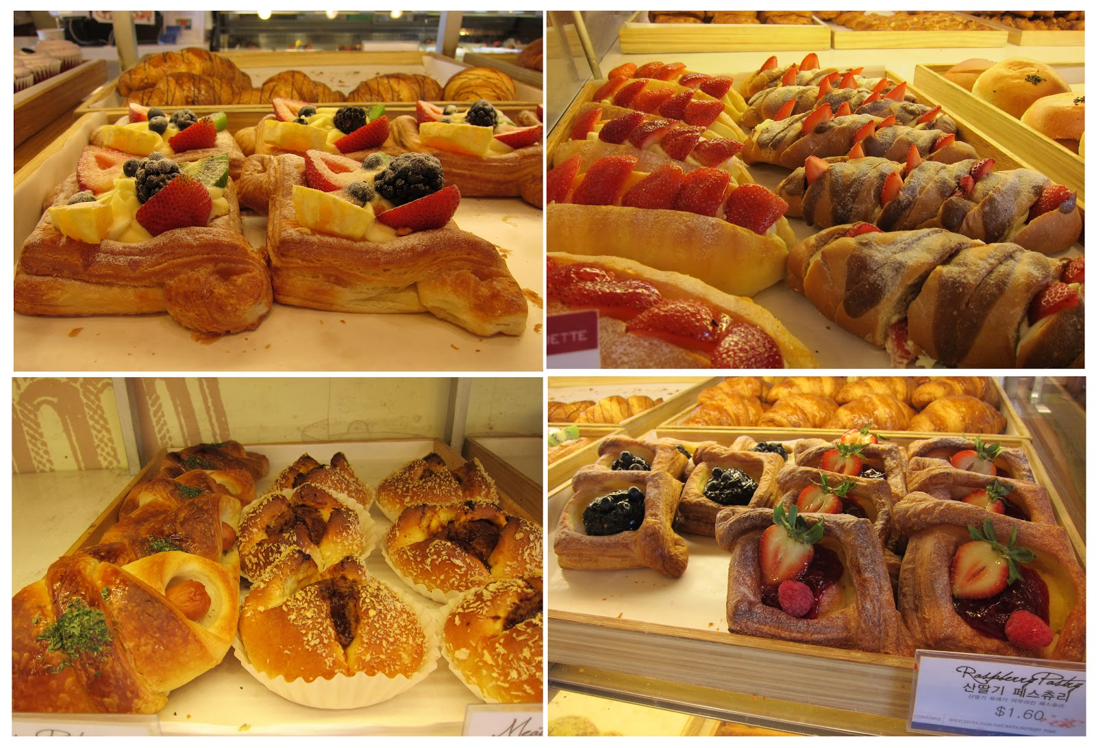 Paris Pastries Bakery Cafe Rancho Cucamonga Ca
