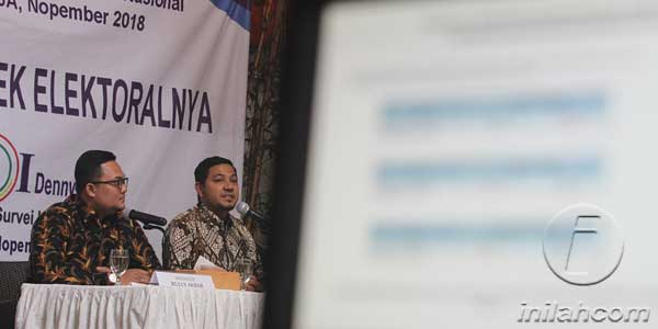 Jika Didukung Ulama Prabowo-Sandi 52,9 Persen