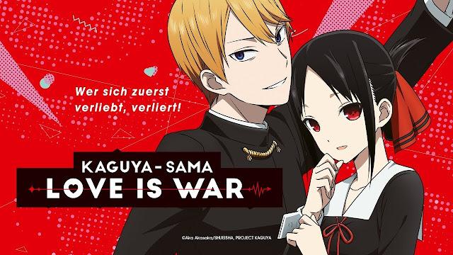 Kaguya-sama: Love is War Temporada 1 Español Latino