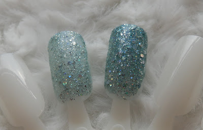 Zoya Pixie Dust Polish in Vega