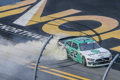 Austin Cindric #Wins / #22 MoneyLion Ford Mustang #NASCAR