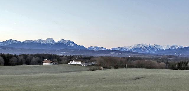 Der nördlich Alpenrand