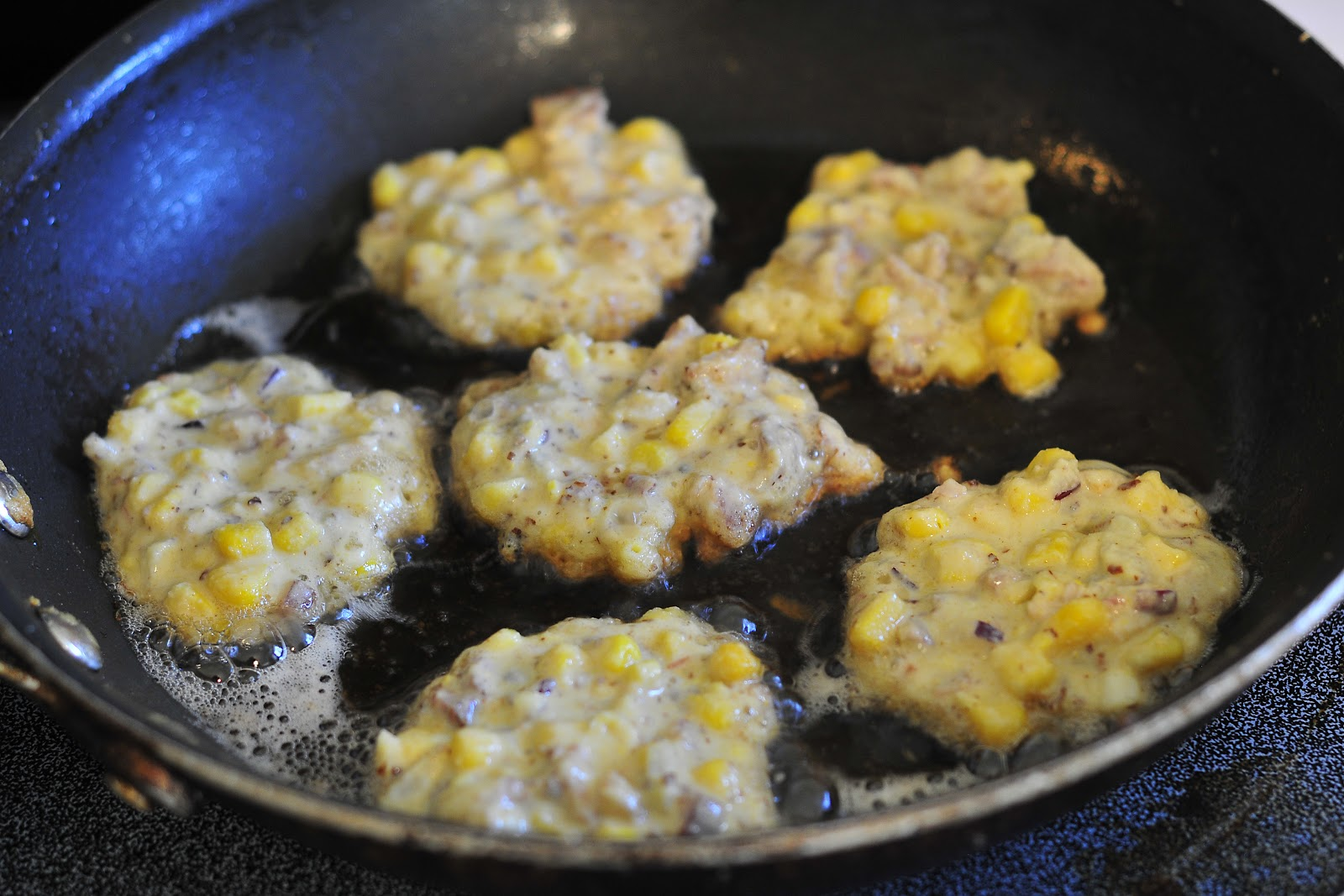 Simply Gourmet Bacon And Corn Griddle Cakes Gluten Free