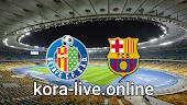 مباراة برشلونة وخيتافي بث مباشر بتاريخ 22-04-2021 الدوري الاسباني