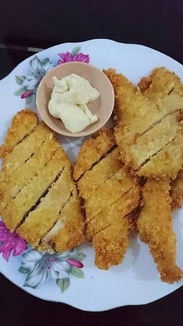 Resep chicken katsu ala rumah makan ciwidey