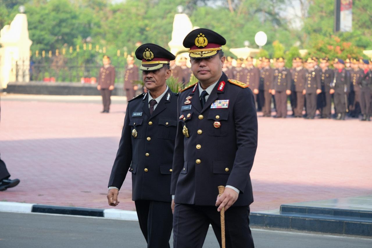 """Kapolda Banten, Himbau Masyarakat Jangan Percaya HOAX,""""Mari Pelihara Kedamaian dan Keamanan Bersama"""""""