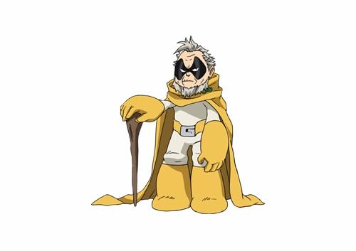 แกรน โทริโน (Gran Torino) @ My Hero Academia: Boku no Hero Academia มายฮีโร่ อคาเดเมีย