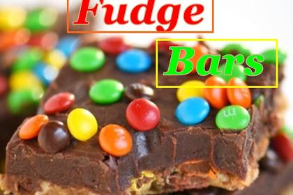 Monster Fudge Bars