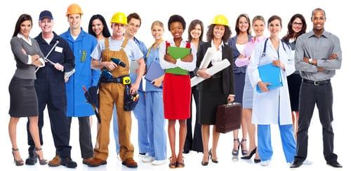 Vocabulaire français des emplois
