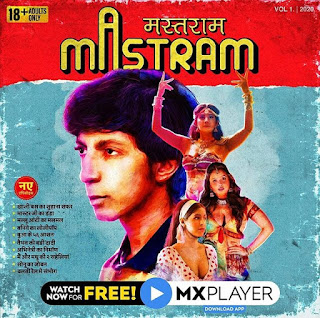 mastram webseris poster
