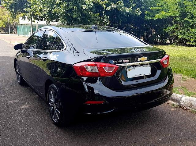 Chevrolet Cruze LTZ 2017: preço, consumo - avaliação
