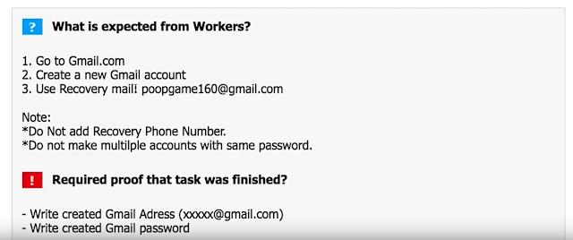 كيفية الربح من موقع microworkers