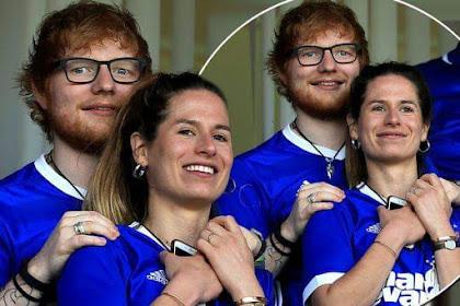 Ed Sheeran confirma que está casado con Cherry Seaborn