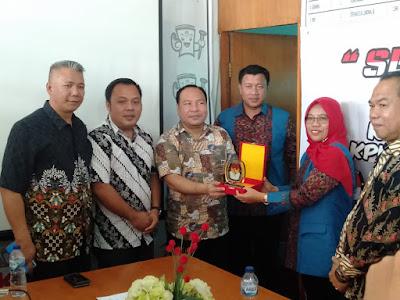KPU Minsel Jadi Percontohan Nasional Dalam Penyajian Alat Bukti