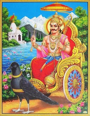 ശനീശ്വര അഷ്ടോത്തര ശതനാമാവലി Shani 108 Ashtottara Shatanamavali Malayalam Lyrics